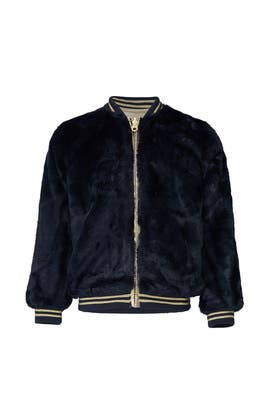 Kids Reversible Bomber by Little Marc Jacobs