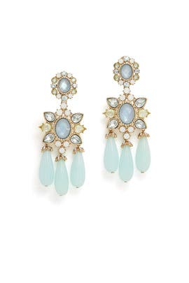 Tranquil Tryst Earrings by Marchesa Jewelry