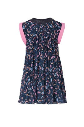 Kids Floral Print Dress by Chloé Kids