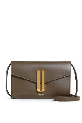 Olive Quebec Crossbody by DeMellier London