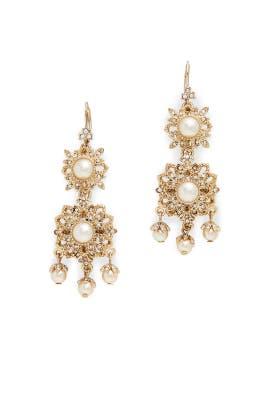 Stargazer Earrings by Marchesa Jewelry
