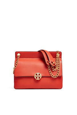 Chelsea Flap Shoulder Bag by Tory Burch Accessories