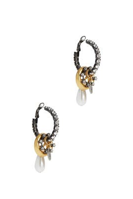 Bristol Earrings by Elizabeth Cole