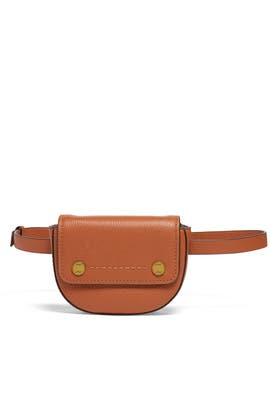 Brown Bristol Convertible Fanny Pack by J.Crew Accessories