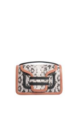 Cream Alpha Handbag by Pierre Hardy