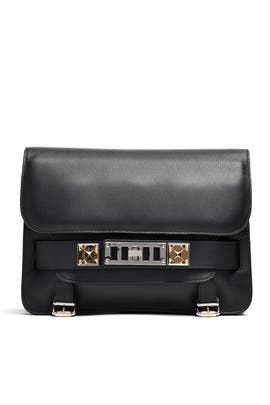 Black Mini Classic PS11 Bag by Proenza Schouler Handbags