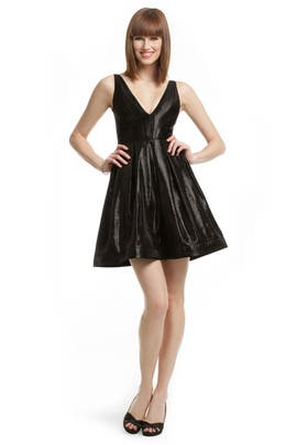 Black Cat Dress by Z Spoke Zac Posen