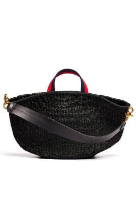 Woven Lea Maison Bag by Clare V.