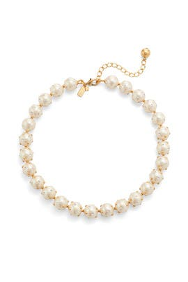 Pearl Strand Necklace by kate spade new york accessories