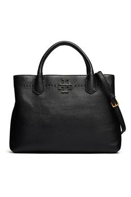 McGraw Satchel by Tory Burch Accessories