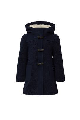 Kids Autumn Sherpa Coat by Crewcuts by J.Crew
