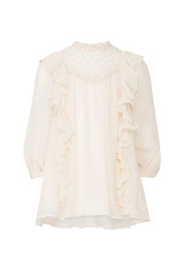 Kids Frills Dress by Philosophy di Lorenzo Serafini Kids