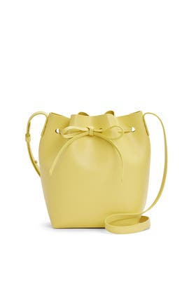 Cedro Mini Bucket Bag by Mansur Gavriel Accessories