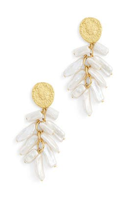Roma Earrings by Lizzie Fortunato