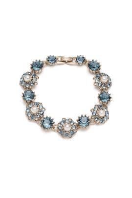 Crystal Kensington Bracelet by Marchesa Jewelry
