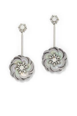 Snowy Night Earrings by kate spade new york accessories