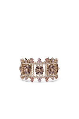 Wishing Well Cuff by Marchesa Jewelry