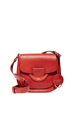 Orange Grand Ambition Crossbody by Cole Haan Accessories
