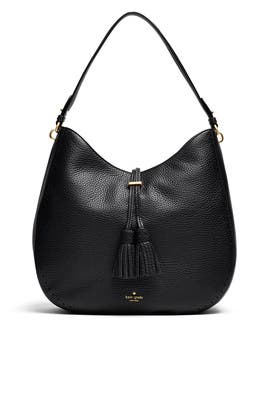 Black James Street Mason Bag by kate spade new york accessories