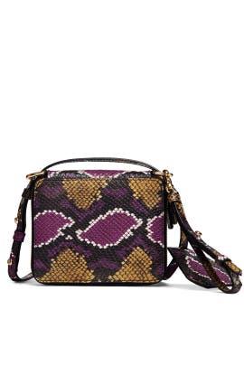Snake Print Mini Bag by Marques' Almeida Handbags