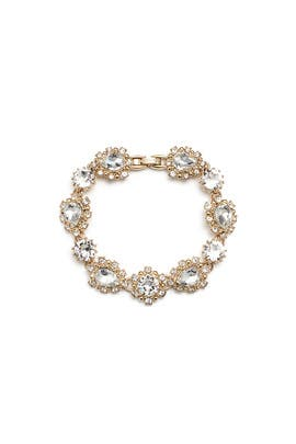 Crystal Real Deal Bracelet by Marchesa Jewelry
