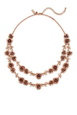Garden Garland Necklace by kate spade new york accessories
