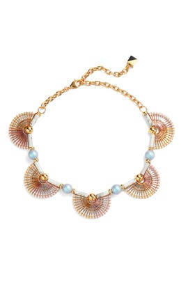 Yun Fan Necklace by Nocturne