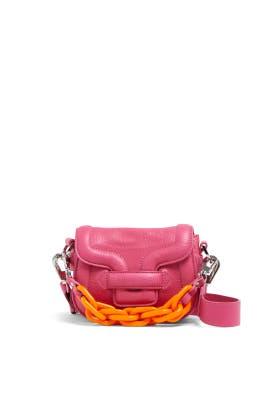 Fuchsia Micro Alphaville Bag by Pierre Hardy