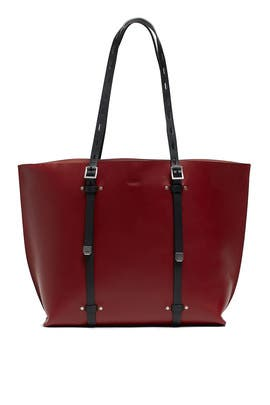 Russet Field Tote Messenger Bag by rag & bone Accessories