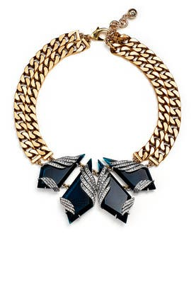 Reflection Necklace by Lulu Frost