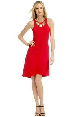 Swing It Dress by Rachel Roy