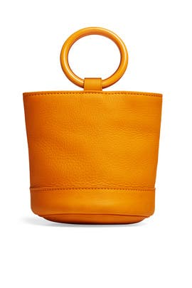 Orange Bonsai Bag by Simon Miller Handbags