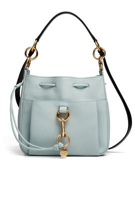 Blue Tony Shoulder Bag by See by Chloe Accessories