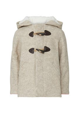 Kids Snowshoe Rabbit Coat by Little Goodall