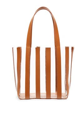 Marlena Pieced Tote Bag by Loeffler Randall