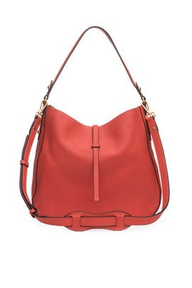 Rouge Brooke Hobo Bag by Annabel Ingall