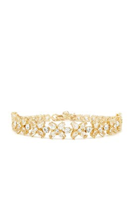 Crystal Gold Bracelet by kate spade new york accessories