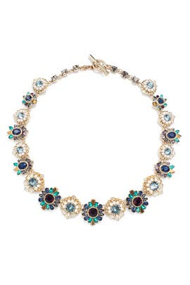 Regal Affair Necklace by Marchesa Jewelry