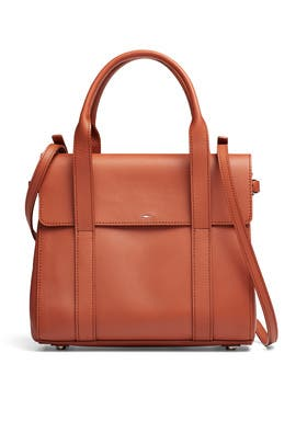 Burbon Small Soft Satchel by Shinola