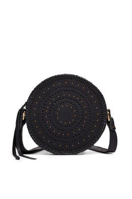 Black Ivy Crossbody by Cleobella Handbags