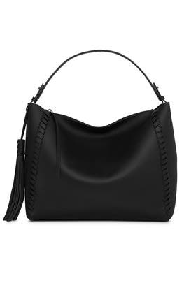 Black Kepi Shoulder Bag by AllSaints