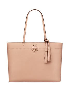 Sand McGraw Tote by Tory Burch Accessories