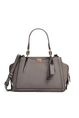 Grey Dreamer Bag by Coach Handbags