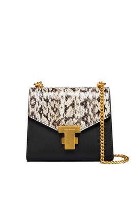 Juliette Exotic Mini Bag by Tory Burch Accessories