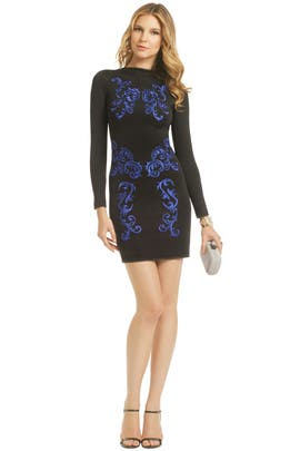 Reflection At Night Dress by Clover Canyon