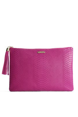 Uber Python Clutch by Gigi New York