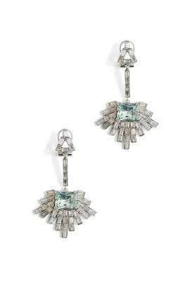 Astra Statement Earrings by Lulu Frost