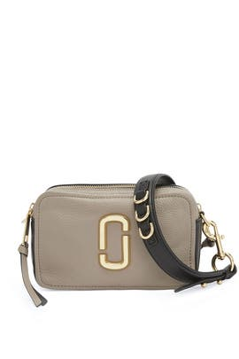 Cement Softshot Bag by Marc Jacobs Handbags