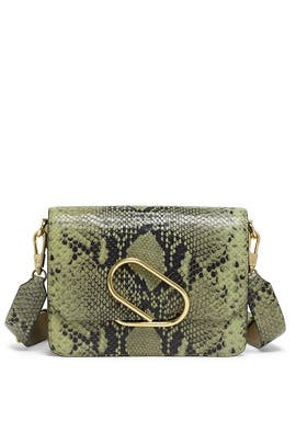 Green Alix Mini Shoulder Bag by 3.1 Phillip Lim Accessories