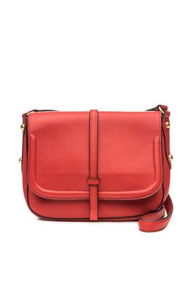 Allisyn Saddle Bag by Annabel Ingall